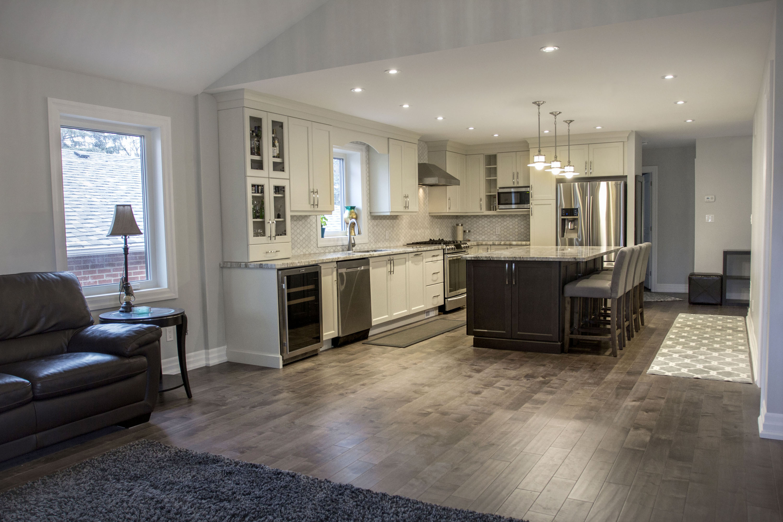 Open Concept Living Spaces [Toronto