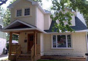 Etobicoke House Addition
