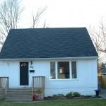 Original 1950s house
