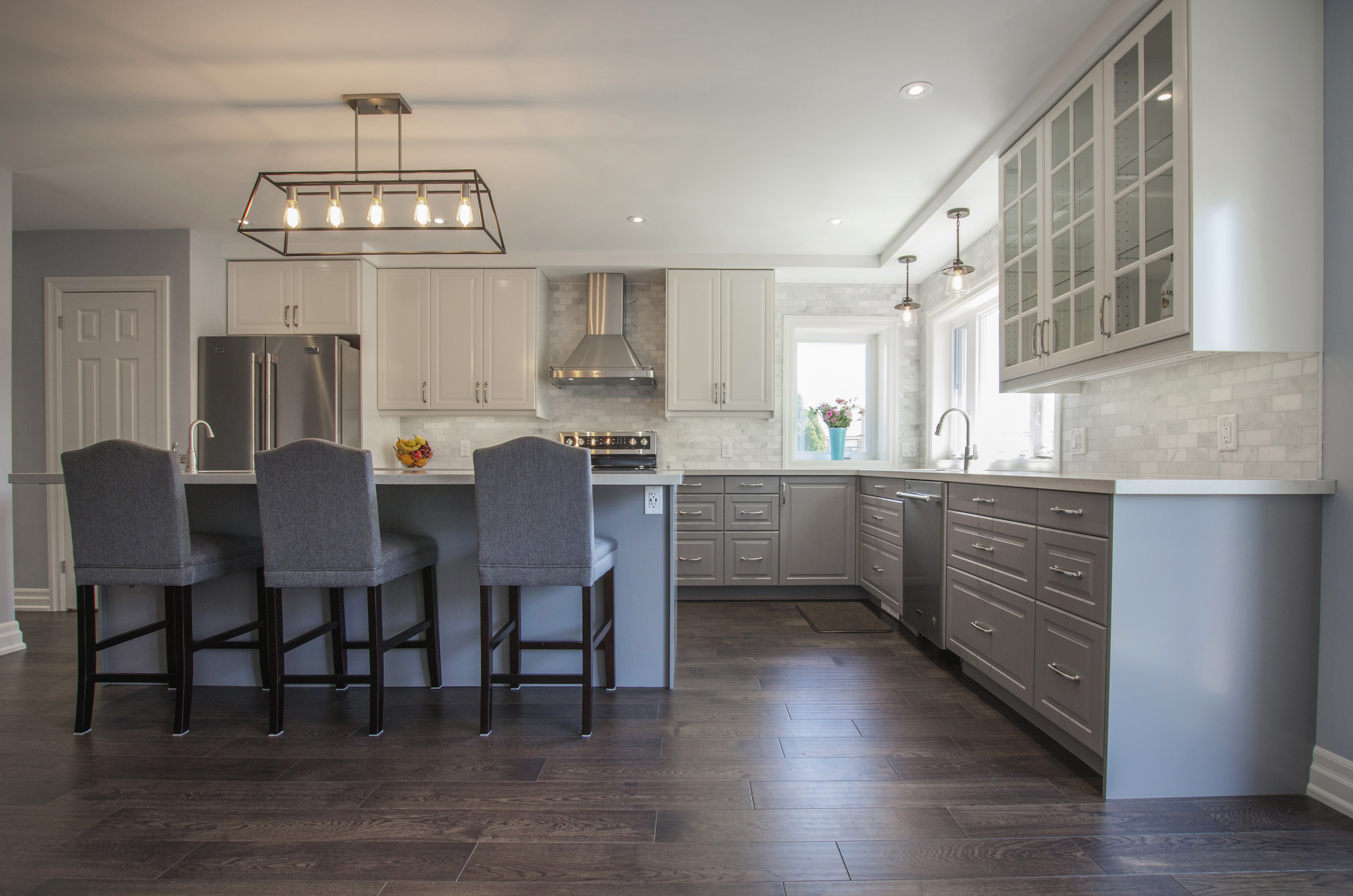 Open Concept Living Spaces [Toronto - Caledon - Mississauga]