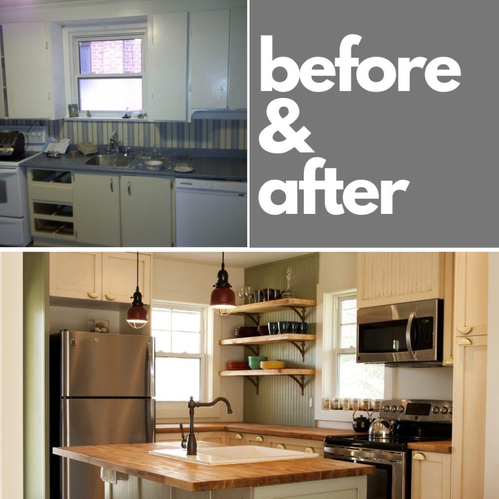 schomberg kitchen renovation 1