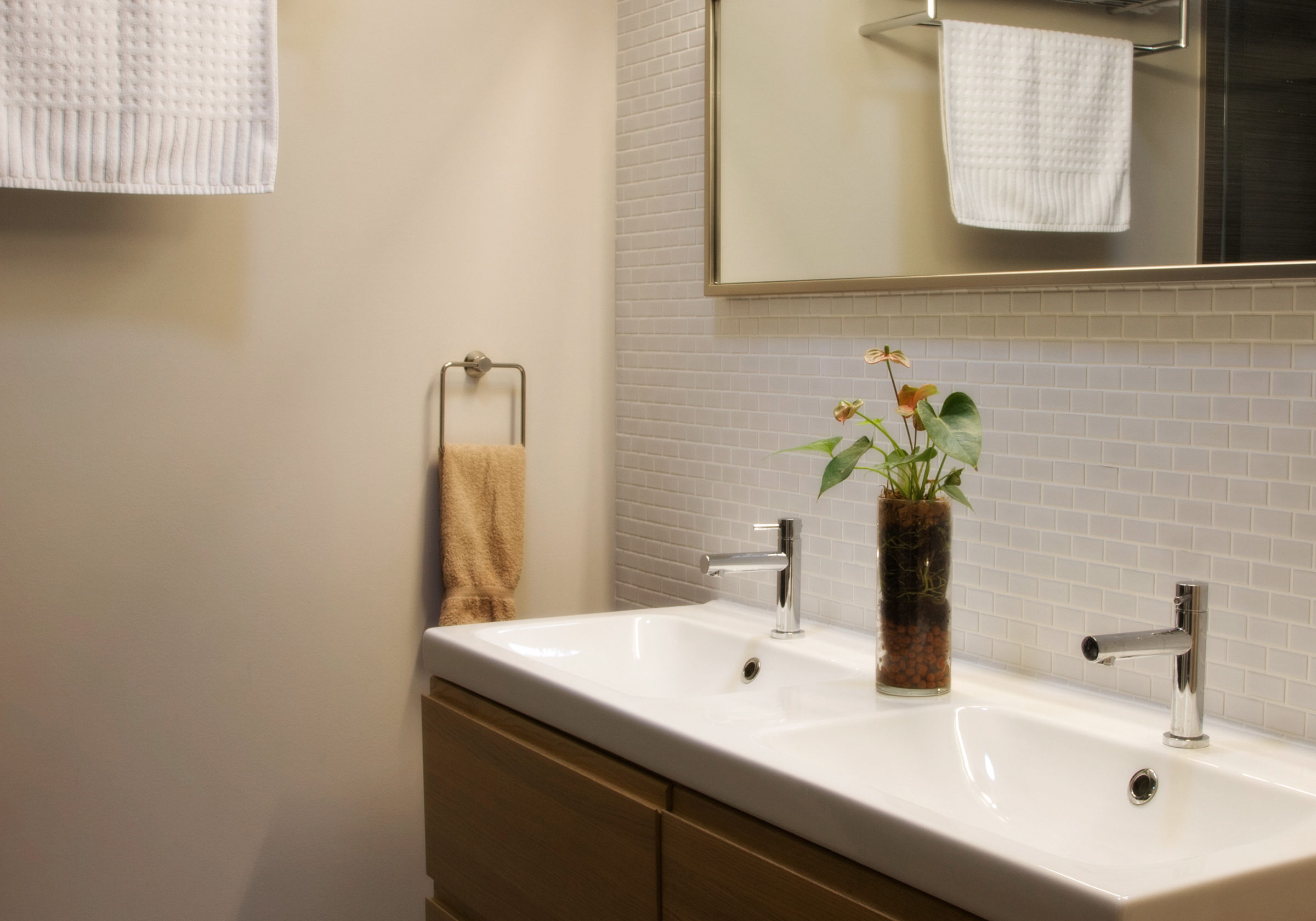 Contemporary Bathroom Renovation Toronto